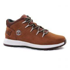 bottines-chukka cognac: même style de chaussures en ligne pour hommes que les Timberland