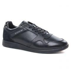 chaussures-montantes noir: même style de chaussures en ligne pour hommes que les Rieker
