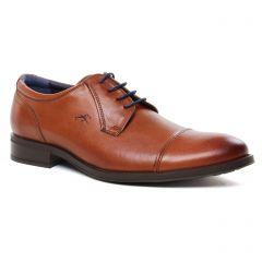 Chaussures homme hiver 2020 - derbys Fluchos marron