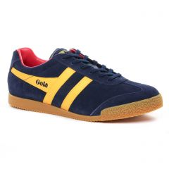 tennis bleu jaune: même style de chaussures en ligne pour hommes que les Gola