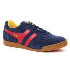 tennis bleu rouge: même style de chaussures en ligne pour hommes que les Gola