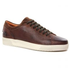 Chaussures homme hiver 2020 - tennis Kost marron