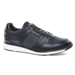 Chaussures homme hiver 2020 - tennis Redskins noir