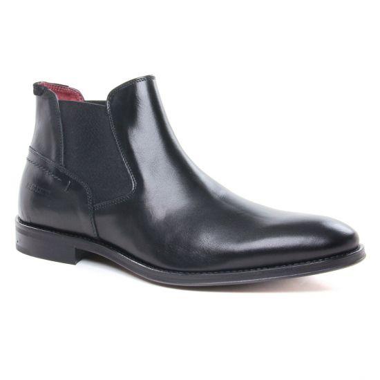 Chaussures Montantes Redskins Lost Noir, vue principale de la chaussure homme