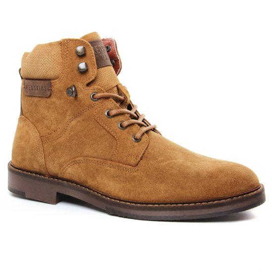 Chaussures Montantes Redskins Tivolan Cognac, vue principale de la chaussure homme