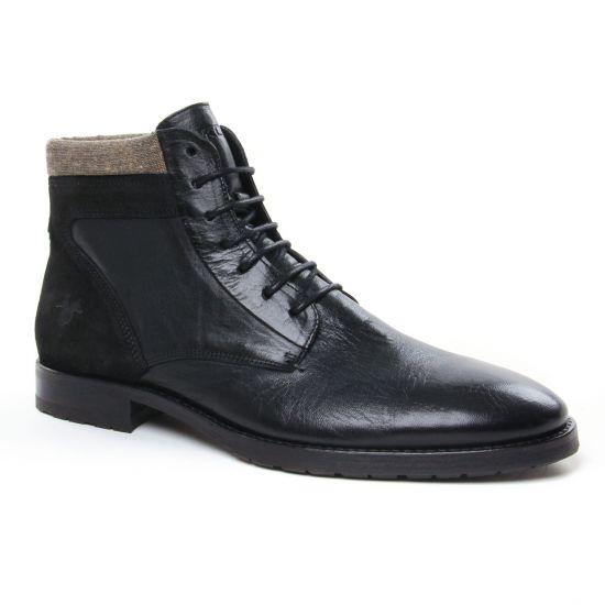 Chaussures Montantes Kost Ventura 46 Noir, vue principale de la chaussure homme