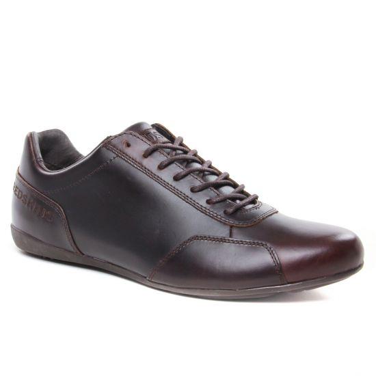 Tennis Redskins Guiz Chataigne, vue principale de la chaussure homme