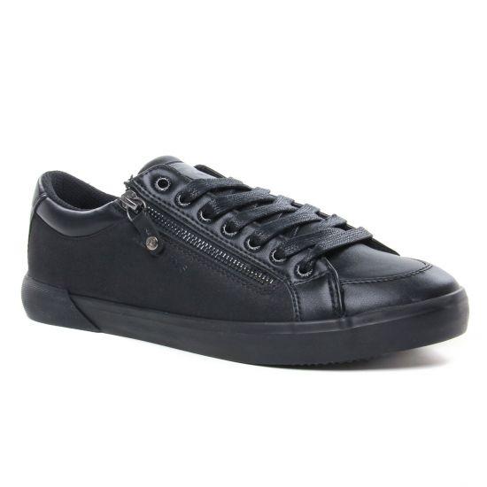 Tennis Redskins Signora Noir, vue principale de la chaussure homme