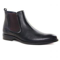 boots noir: même style de chaussures en ligne pour hommes que les Fluchos