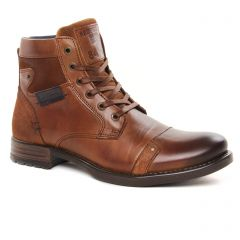 Chaussures homme hiver 2021 - chaussures montantes Redskins marron