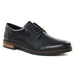 Chaussures homme hiver 2021 - derbys rieker noir