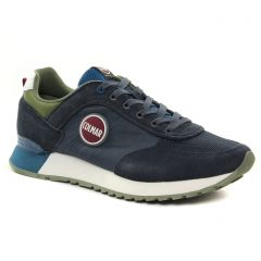 Chaussures homme hiver 2021 - tennis Colmar bleu