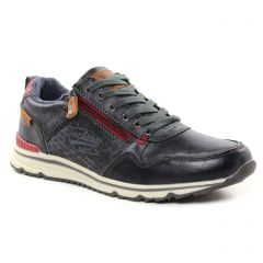 Chaussures homme hiver 2021 - tennis Dockers gris