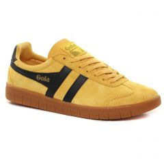 Chaussures homme hiver 2021 - tennis Gola jaune
