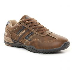 Chaussures homme hiver 2021 - tennis Dockers marron