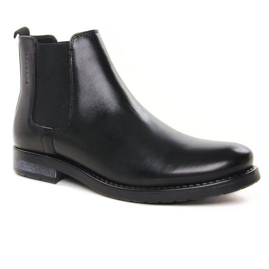 Chaussures Montantes Redskins Nathan Noir, vue principale de la chaussure homme
