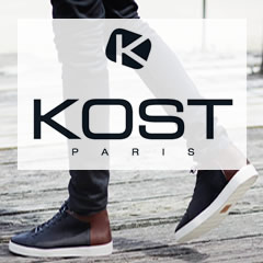 chaussures made in France homme KOST