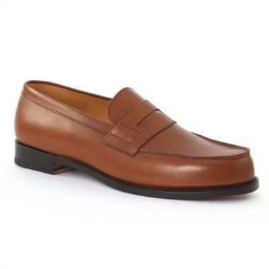 Mocassins Et Bateaux Boston G4592 marron, vue principale de la chaussure homme