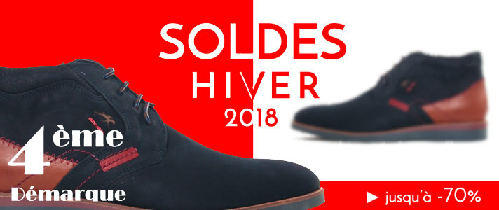 chaussure soldes homme