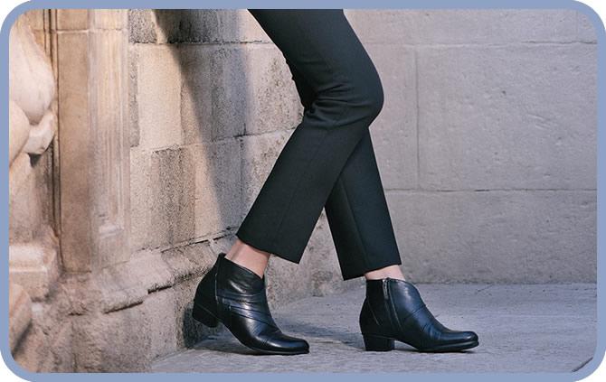 bottines femme nouvelle collection 2020