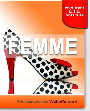 chaussures femmes nouvelle collection printemps été 2016