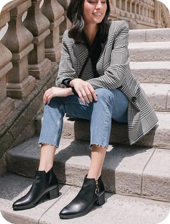 nouvelle collection 2020 automne chaussure femme en ligne