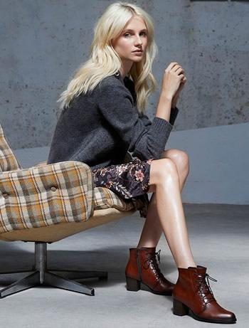nouvelle collection 2018 automne hiver chaussure femme en ligne