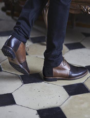 bottines chukka pour homme en ligne