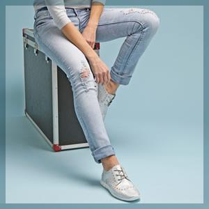 chaussures de ville femme mode 2017
