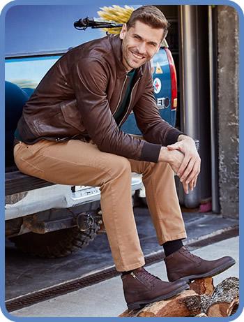 fluchos chaussures homme