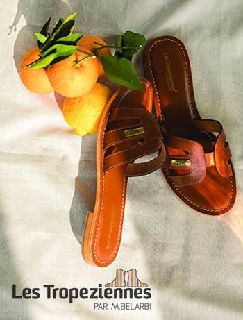 tropeziennes sandales pas chères