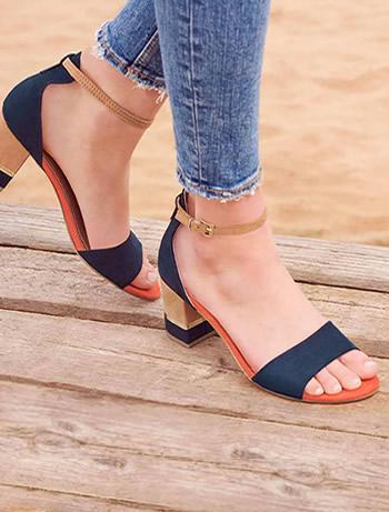 sandales nouvelle collection 2021