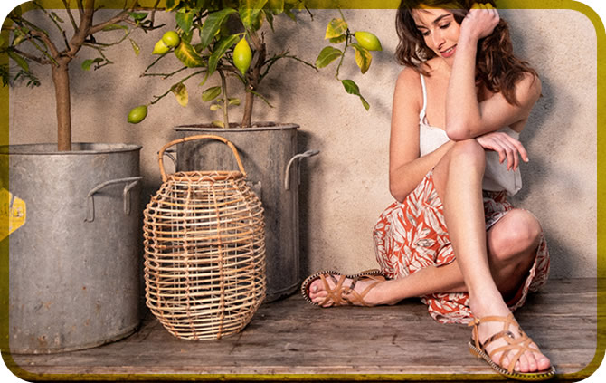 soldes sandales nouvelle collection
