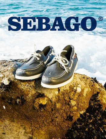 sebago chaussures homme