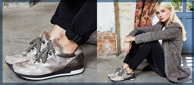 chaussures lacets femme 2018